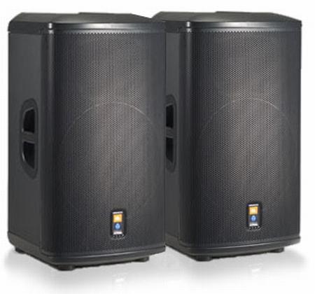 JBL PRX515 actieve full-range speakerset