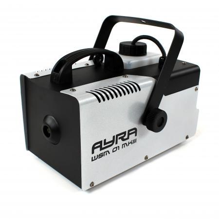 Rookmachine + draadloze afstandsbediening