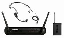 Shure headset microfoon draadloos